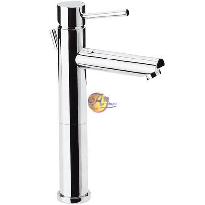 Miscelatore lavabo alto 25 cm minimal