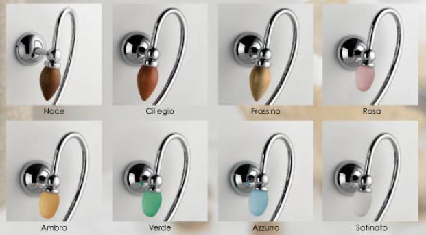 colori accessori bagno perla